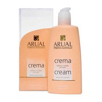 Arual Hands Cream 300 ml With Doser (Pink)