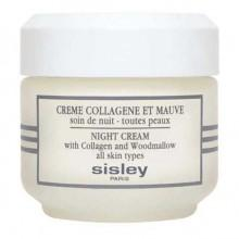 Sisley Night Cream With Collagen and Woodmallow