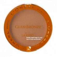 L´oreal fragrances Makeup Glam Bronze Dust 04
