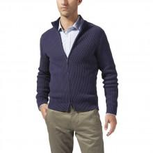 Dockers Mock Neck Full Zip Sweater