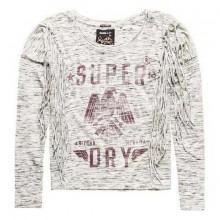Superdry Colorado Fringe Ls