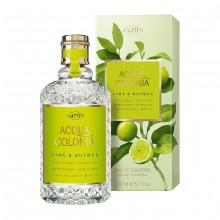 4711 fragrances Acqua Colonia Lime Nutmeg Natural Spray Eau De Cologne 50ml