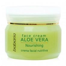 Babaria Aloe Vera Face Cream Nourishing 50 ml