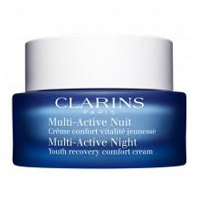 Clarins Multiactive Night Cream For Normal To Dry Skin 50 ml