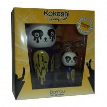 Consumo fragrances Kokeshi By Jeremy Scott Bambu Eau De Toilette 50ml Key Chain