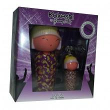 Consumo fragrances Kokeshi By Jeremy Scott Lotus Eau De Toilette 50ml Key Chain