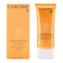 Lancome Soleil Bronzer Spf30 Face Smoothing Protective Cream 50 ml
