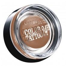 Maybelline fragrances Color Tattoo 24H 035 On And On Bronze