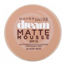 Maybelline fragrances Dream Mat Mousse 26 Honey Beige