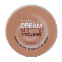 Maybelline Dream Mat Mousse 32 Golden
