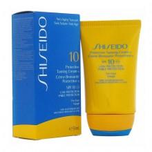 Shiseido fragrances Antiaging Suncare Protective Tanning Cream Spf10 50ml