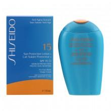 Shiseido Antiaging Suncare Sun Protection Spf15 Lotion 150 ml