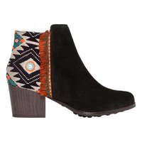 Desigual shoes Black Indian Country