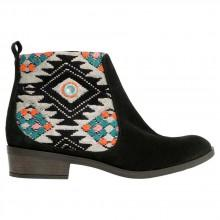 Desigual shoes Black Indian Boho