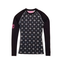Superdry Aop Carbon Base Layer Crew