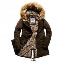 Superdry Borderlands Fur Lined Parka