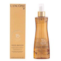 Lancome fragrances Soleil Bronzer Spf15 Smoothing Protective Musk Rose Oils 200ml