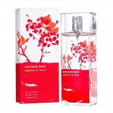 Armand basi fragrances Happy In Red Eau De Toilette 50ml