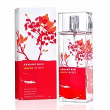 Armand basi Happy In Red Eau De Toilette 100 ml