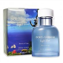 Dolce gabbana fragrances Light Blue Beauty Of Capri Pour Homme Eau De Toilette 125ml