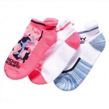 Superdry Sd Sport Sock Prt Triple Pack