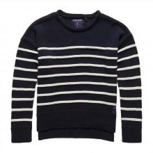 Superdry Marine Stripe Slouch Knit