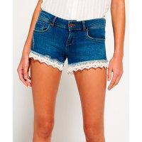 Superdry Lace Hot Short