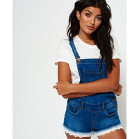 Superdry Lace Dungaree