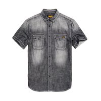 Superdry Biker Slim Shirt S/S