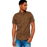Superdry Hybrid Army Corps Light S/S Shirt