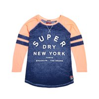 Superdry Brooklyn Baseball Top