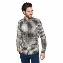 Timberland Gingham Washed Poplin
