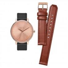 Nixon Kensington Leather Pack