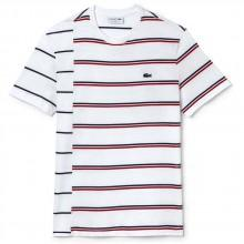 Lacoste Made In France Striped