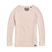 Superdry Austin Cotton Rib Knit