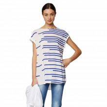 Bench Oversized Easy Printed Stripe Shirt