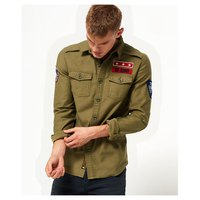 Superdry Army Corps L/S Shirt