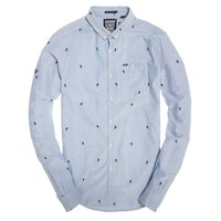 Superdry Ultimate Oxford L/S Shirt