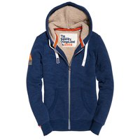Superdry Orange Label Winter Ziphood