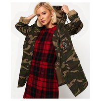 Superdry Rookie Oversized Parka