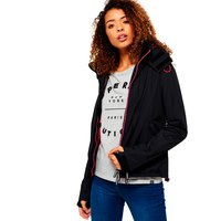 Superdry Pop Zip Hood Arctic Windcheater