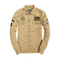 Superdry Rookie Patch Mountain Shirt