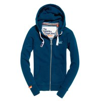 Superdry Orange Label Zip hood Primary