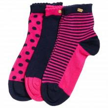 Superdry Scallopedg Sock Triple Pack