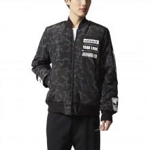 adidas originals Graphic Reversible Bomber