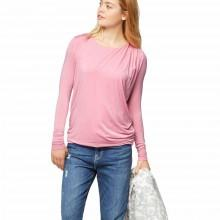 Bench Drape Pleat Longsleeve