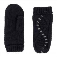 Bench Cable Knit Mitten