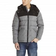 Bench Wool Look Down Puffer