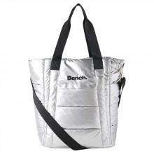 Bench Padded Nylon Shopper