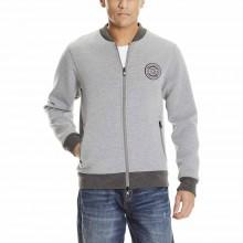 Bench Bonded Bomber Sweatjacket
